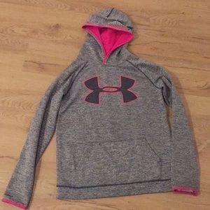 Under armor extra large youth sweatshirt